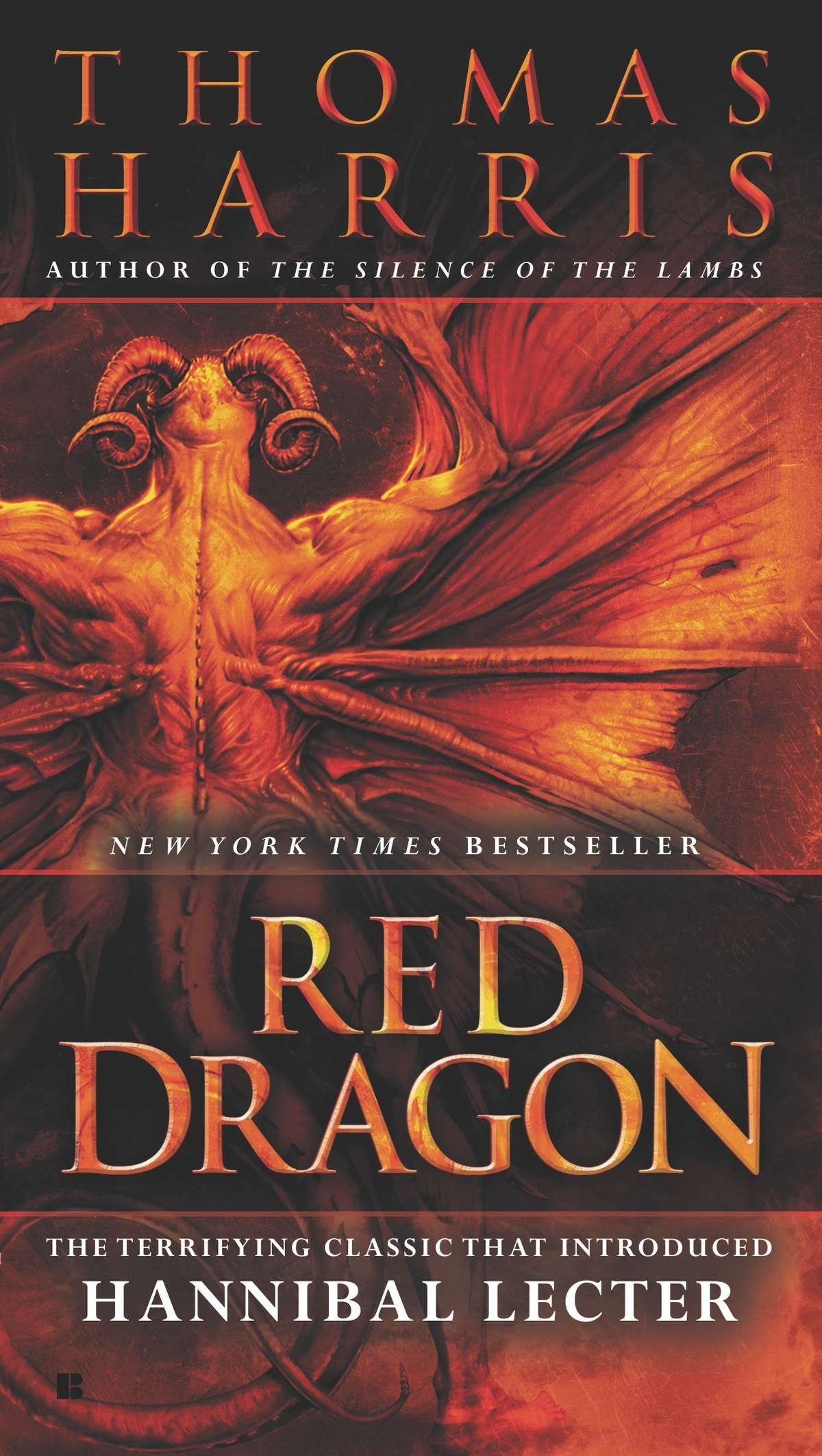 Amazon.com: Red Dragon (Hannibal Lecter Series) (9780425228227 ...