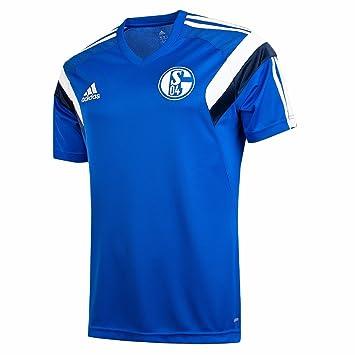 e4931a3e6ca adidas Men's Football Jersey FC Schalke 04 Jersey, Men, Trikot FC Schalke  04 Training
