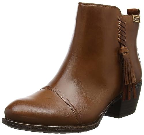 Pikolinos Baqueira W9m_i17, Botas para Mujer: Amazon.es: Zapatos y complementos