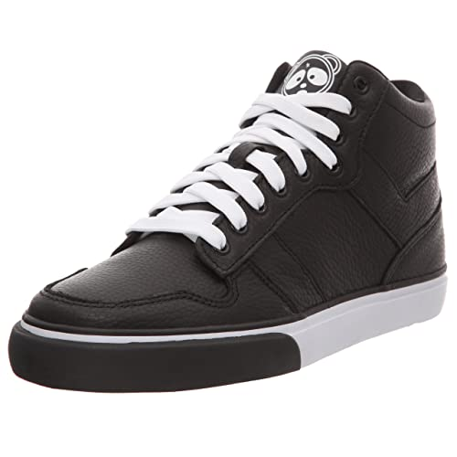 Pony Signature - Zapatillas de Deporte de Cuero para Hombre, Color Negro, Talla 41: Amazon.es: Zapatos y complementos