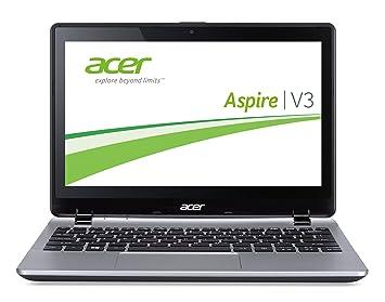 Acer Aspire V3-112P-P5VZ - Ordenador portátil (Portátil, Touchpad, Windows 8.1, Ión de litio, 64-bit, Negro, Plata): Amazon.es: Informática