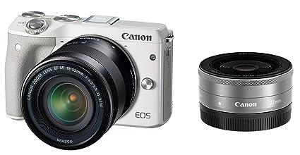 Review Canon mirror-less SLR camera
