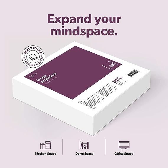 Mindspace K-cup - Soporte para cafetera, accesorio para barra de ...