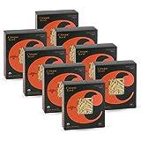 Cinque Terre Pasta Organic Durum Wheat Bronze Die Cut Italian Pasta, Caserecce, 16 Ounce (Pack of 8)