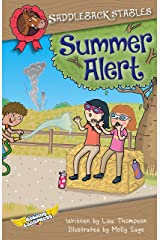 Summer Alert (US version) (Saddleback Stables Book 4) Kindle Edition