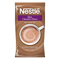 Deals on Nestle Hot Chocolate Mix Hot Cocoa Rich Chocolate Flavor 1.5 lb