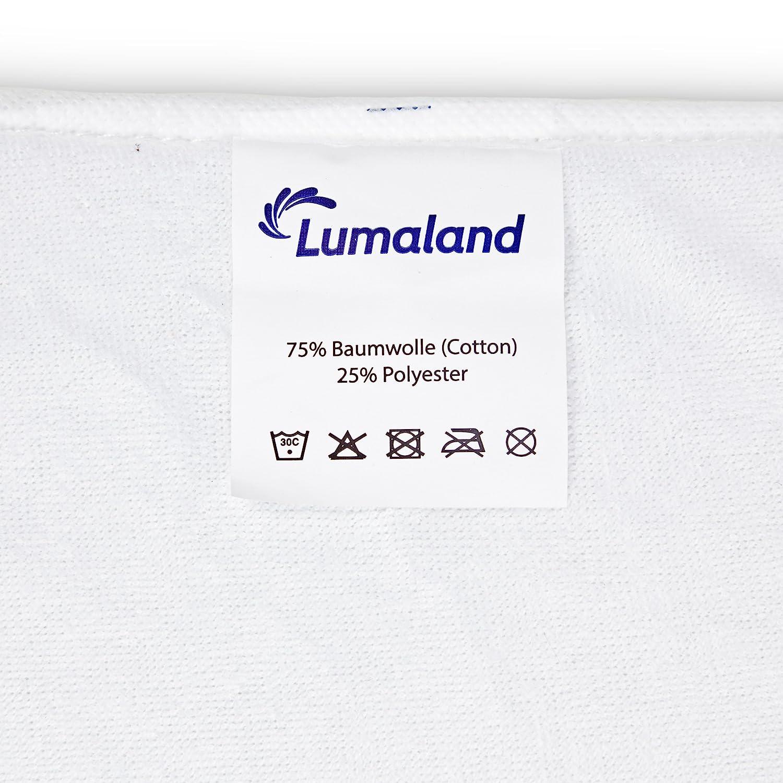 Lumaland Banda para unir colchones 200x25cm: Amazon.es: Juguetes y juegos