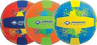Schildkröt Fun Sports 970285 Ballon de Beach-Volley Mixte Enfant, Multicolore, SCHA3|#Schildkröt Fun Sports schildkroet-funsports_970285