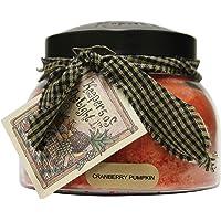 A Cheerful Giver Cranberry Pumpkin Mama Jar Candle 22oz