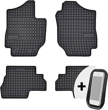 Gummimatten Auto Fußmatten Gummi Automatten Passgenau 4 Teilig Set Passend Für Suzuki Jimny Ab 2018 Auto