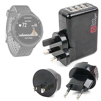 DURAGADGET Kit De Adaptadores con Cargador para Smartwatch ...