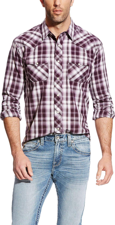 ARIAT Mens Retro Shirt