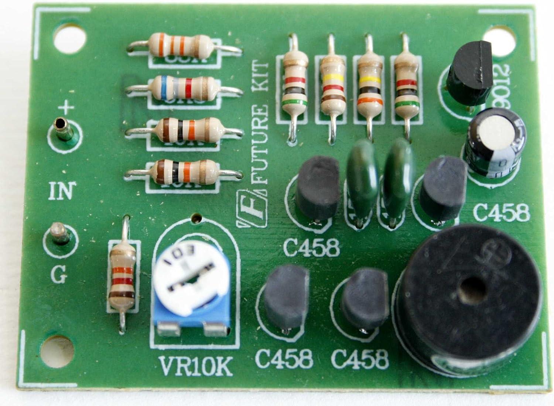 Low Battery Alarm Kit Electronics Project Kit Electronics Assembly Project