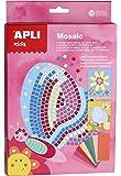 APLI Kids - EVA Mosaico de goma primavera (Apli 13913)