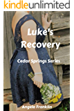 Luke's Recovery (Cedar Springs Series Book 3)
