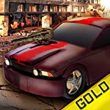 2073 Future Race : Speed Car Racing in the Apocalypse Dead Wasteland - Gold