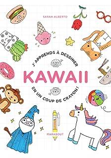 Amazon Fr Mes Dessins Kawaii Personnages Trop Mignons
