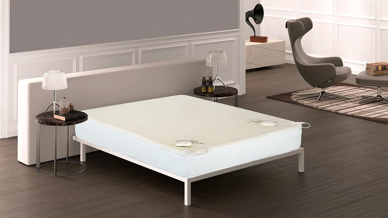 Calientacamas eléctrico cama matrimonio 135/150 cm Imperial Confort: Amazon.es: Hogar