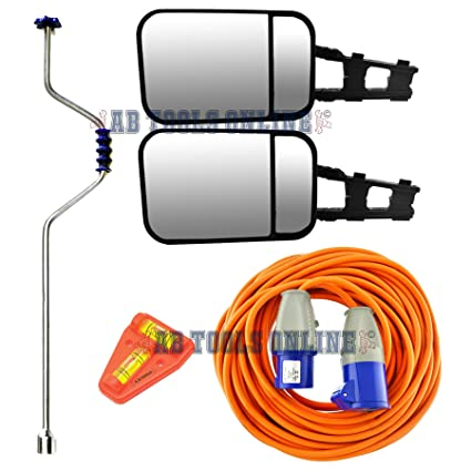 outdoor electric hook up