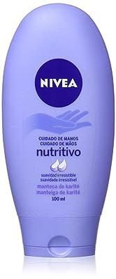 Nivea Manos - Crema nutritiva 100 ml