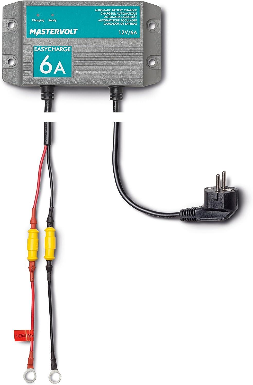 Mastervolt EasyCharge 6A - Cargador de baterías