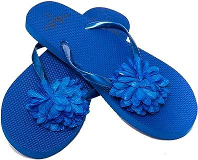 Chanclas para Mujer para Playa y Piscina Flor Airee Fairee: Amazon.es: Zapatos y complementos