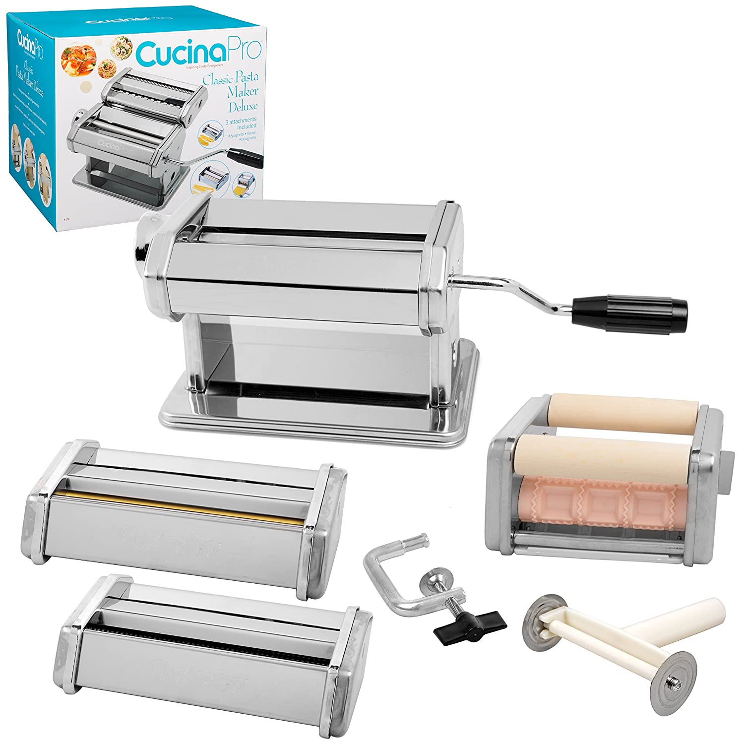 Best Pasta Maker Top 10 Auto And Electric Pasta Maker