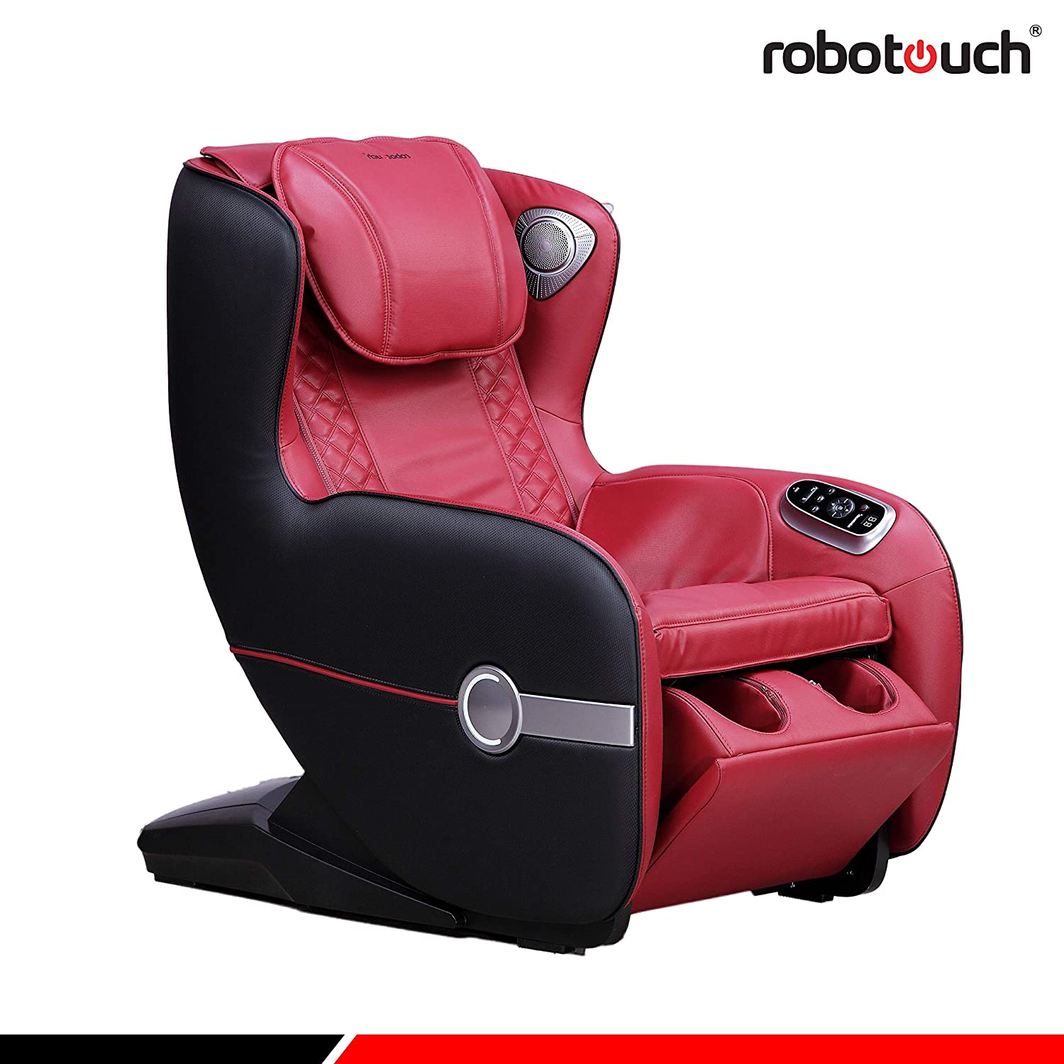 Robotouch Relaxo Pro Massage Sofa With Foldable Footrest