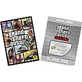 GTA V & Great White Shark Card Bundle [Code Jeu PC - Digital]