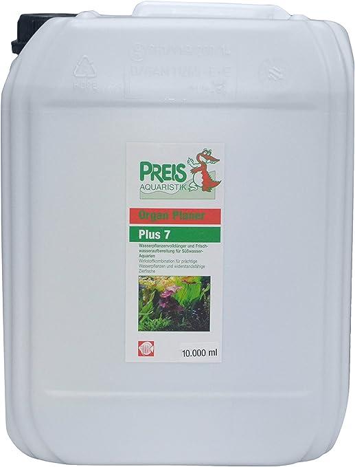Precio Organ planificador Plus 7 – de purificador de Agua: Amazon ...