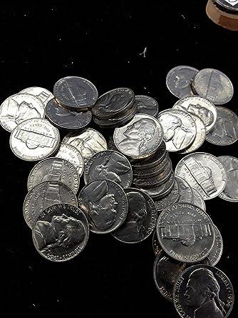 1964-P BU Jefferson Nickel