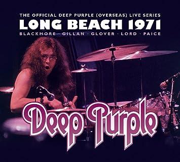Resultado de imagem para deep purple live in long beach 1971