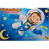 Curious George Giant Coloring and Activity Book