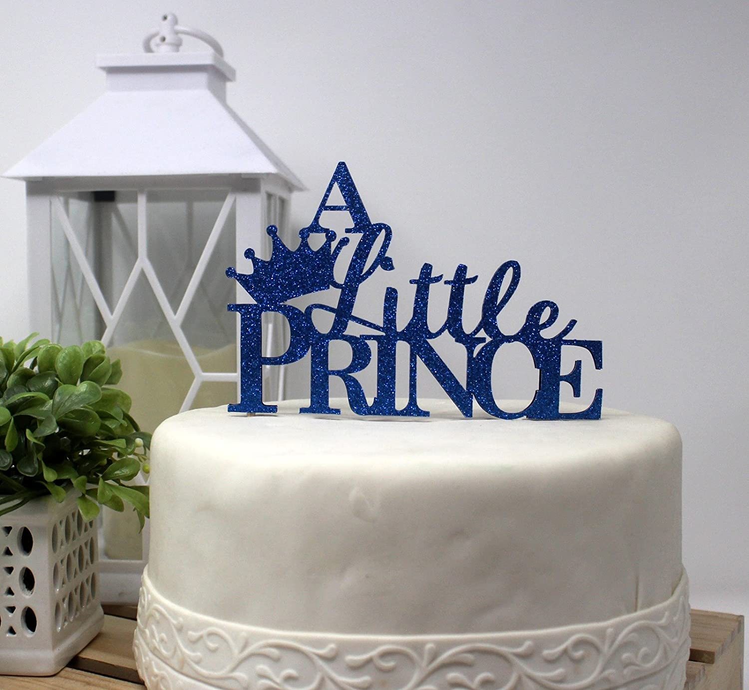 Excellent All About Details A Little Prince Cake Topper 1Pc 1St Birthday Personalised Birthday Cards Bromeletsinfo