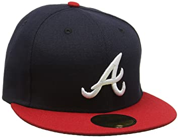 0f9ee6cce705c A NEW ERA 5950 Tsf Atlanta Braves Hm Gorra