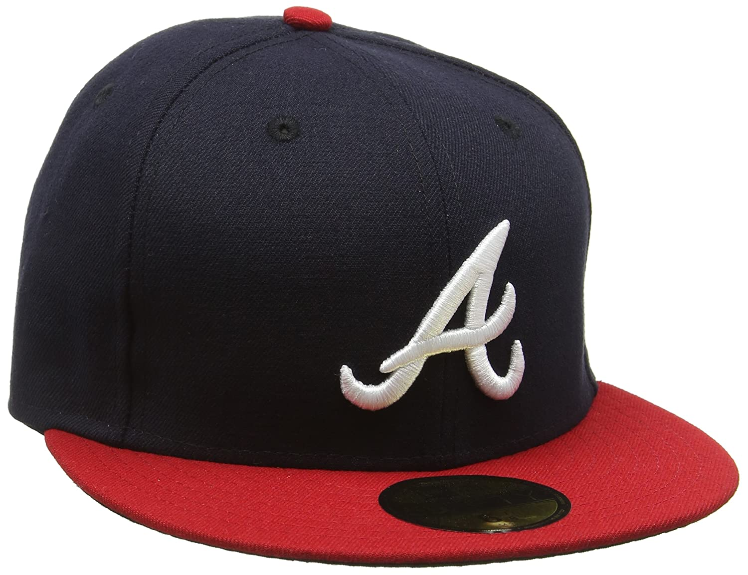 New Era 5950 Tsf Atlanta Braves Hm Gorra, Hombre, Multicolor ...