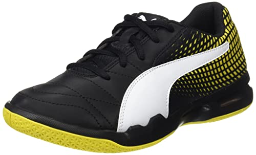 5eb296b5ab3 Puma Men s Veloz Indoor Ng Black Badminton Shoes-13 UK India (48 EU ...