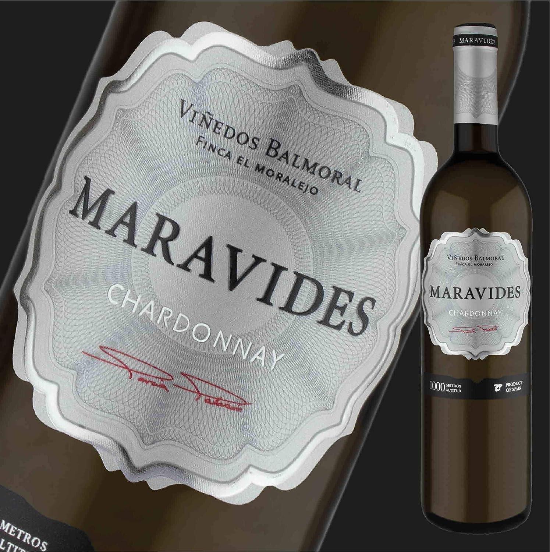 Maravides Chardonnay: Amazon.es: Alimentación y bebidas