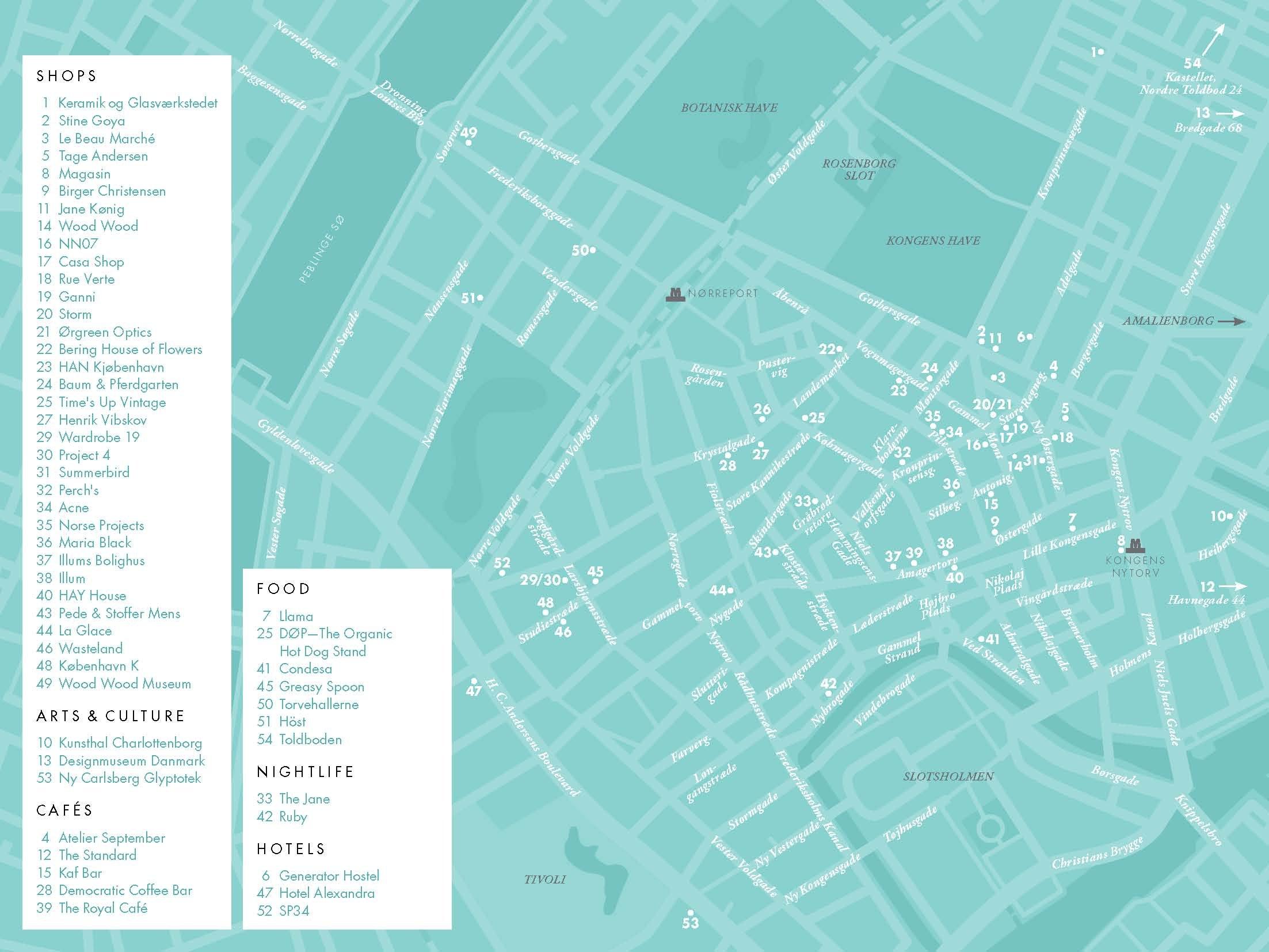 Copenhagen Style Guide: Eat Sleep Shop: Anna Peuckert, Soren Jepsen ...