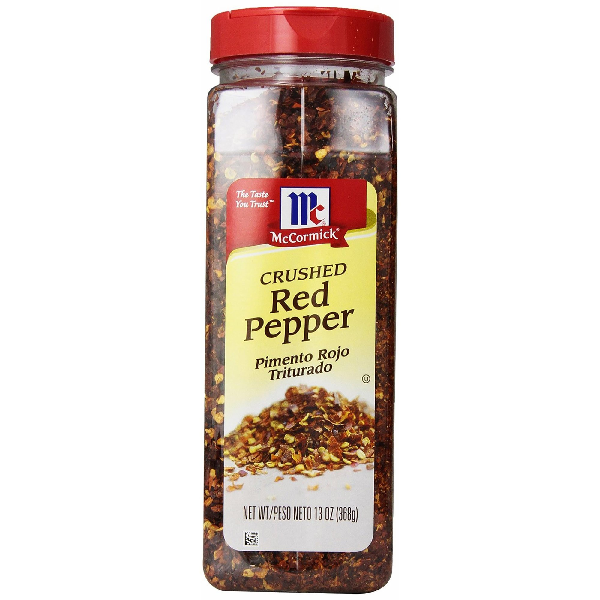 McCormick Crushed Red Pepper, 13 oz.( 4 pack )