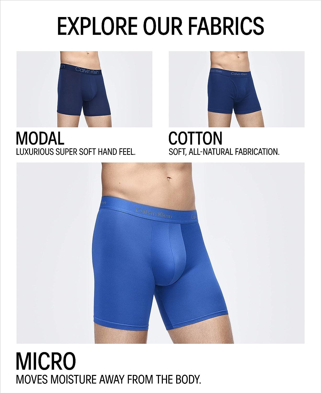 Calvin Klein Men's Microfiber Stretch Multipack Briefs at  Men's Clothing store