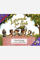 Lemonade for Sale: Math Start - 3: Bar Graphs for Grades 2-4 Paperback
