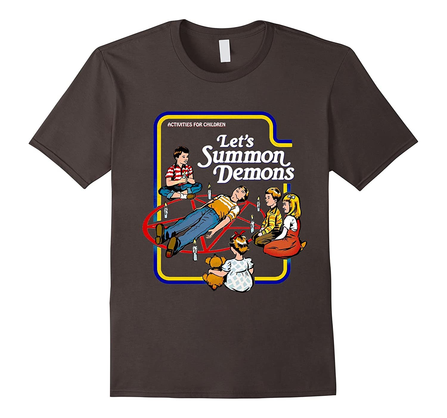 Let's Summon Demons T-Shirt