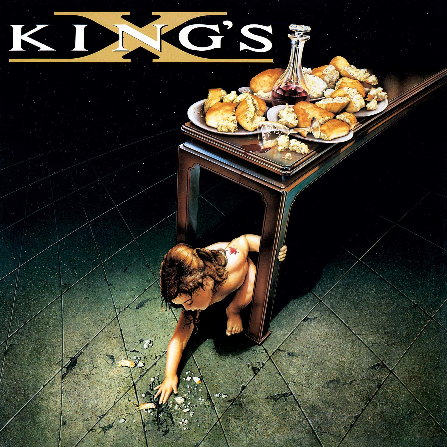 Vinilo : King's X - King's X (Holland - Import)