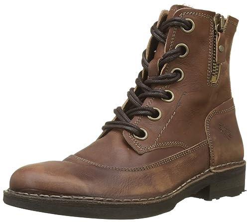 Fly London Roda977fly, Botas Militar para Hombre: Amazon.es: Zapatos y complementos