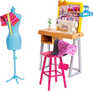 Barbie Fashion Studio Playset