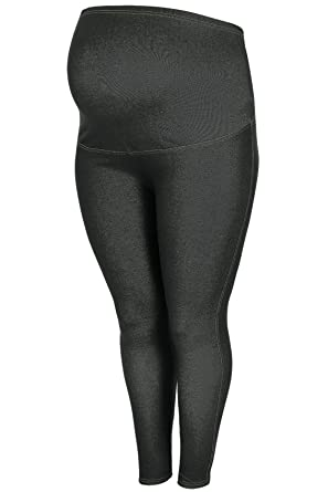 6507f4f11cd Yours Women s Plus Size Bump It Up Maternity Jeggings with Comfort Panel  Size 16 Black