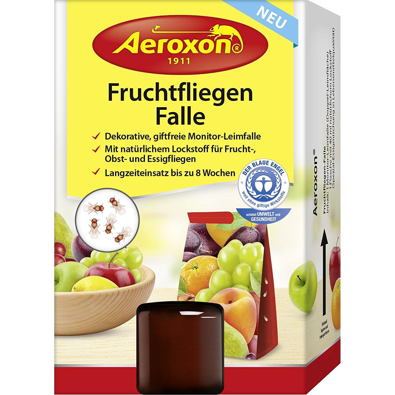 Aeroxon - Trampa para moscas, superficie extragrande para un efecto duradero 92450