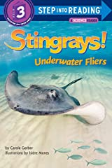 Stingrays! Underwater Fliers (Step into Reading) Kindle Edition