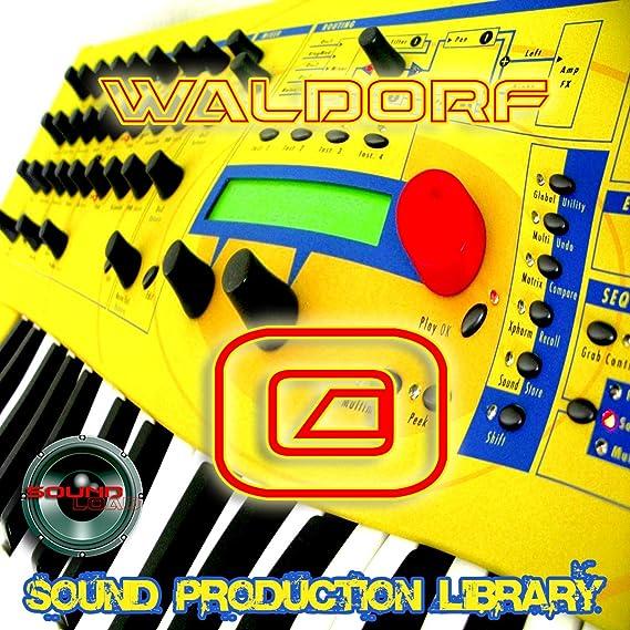 Amazon com: WALDORF Q - Large unique original 24bit WAVE